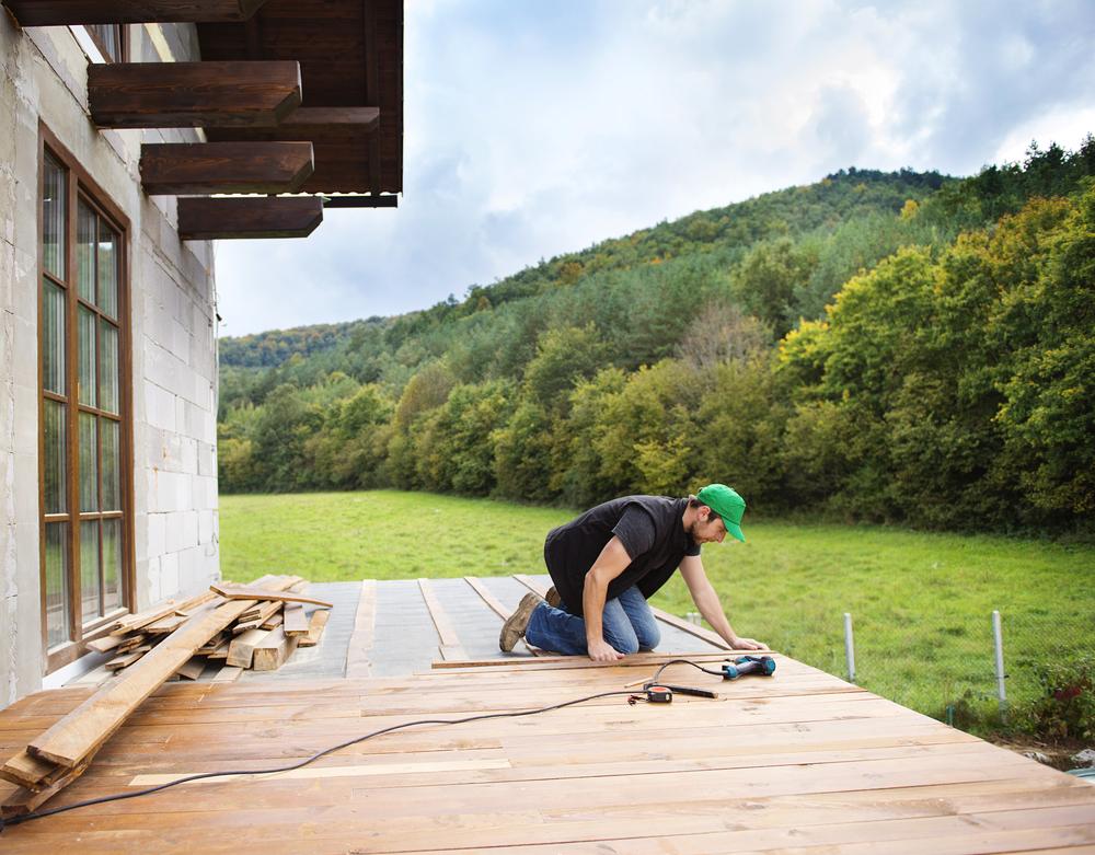 Terrasse erneuern: welche Kosten sind zu rechnen?