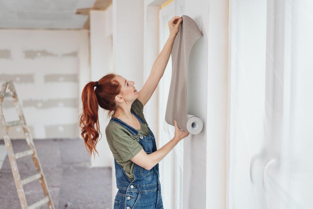 Wohnung tapezieren: Diese Kosten müssen Sie rechnen