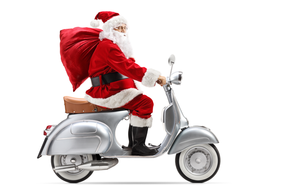 Was kostet es, einen Weihnachtsmann zu buchen?
