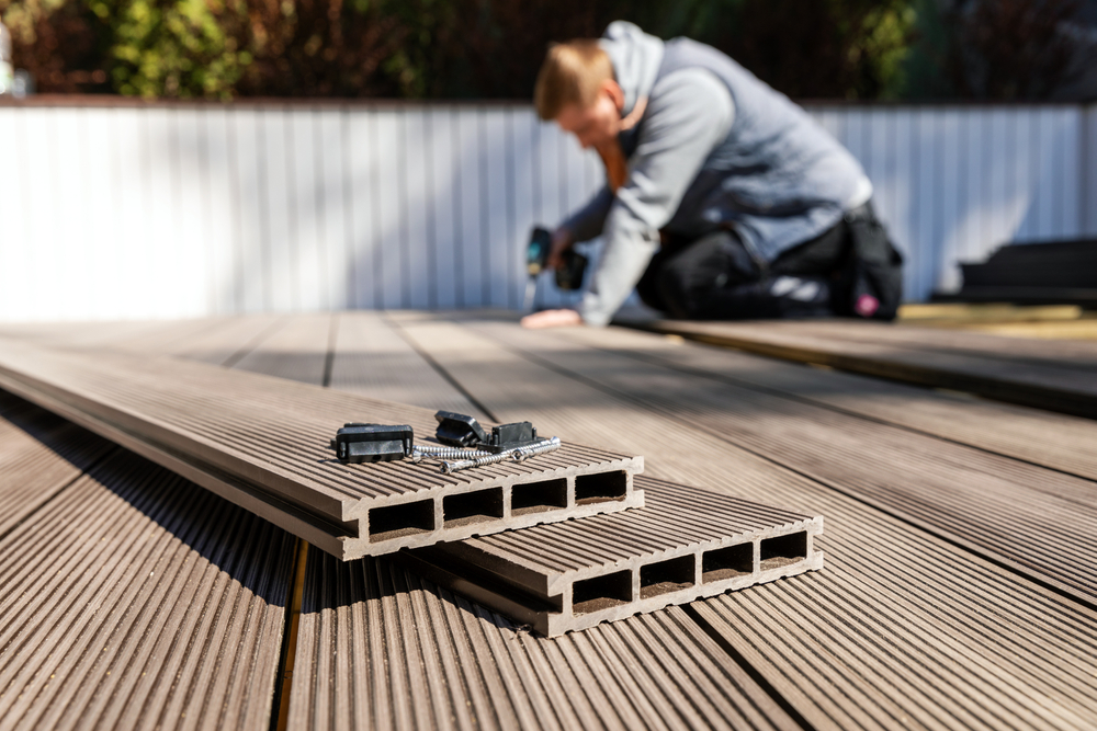 WPC-Terrasse: welche Kosten muss man rechnen?