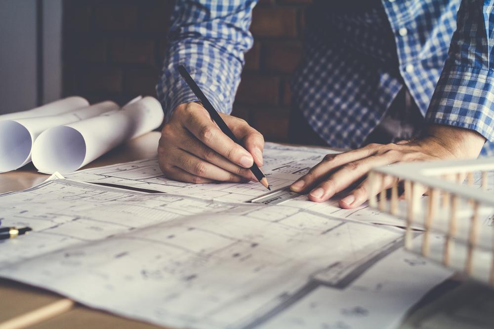 Bauplan zeichnen lassen: welche Kosten muss man rechnen?