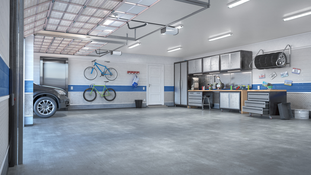 Bodenbelag für die Garage: Kosten und Möglichkeiten
