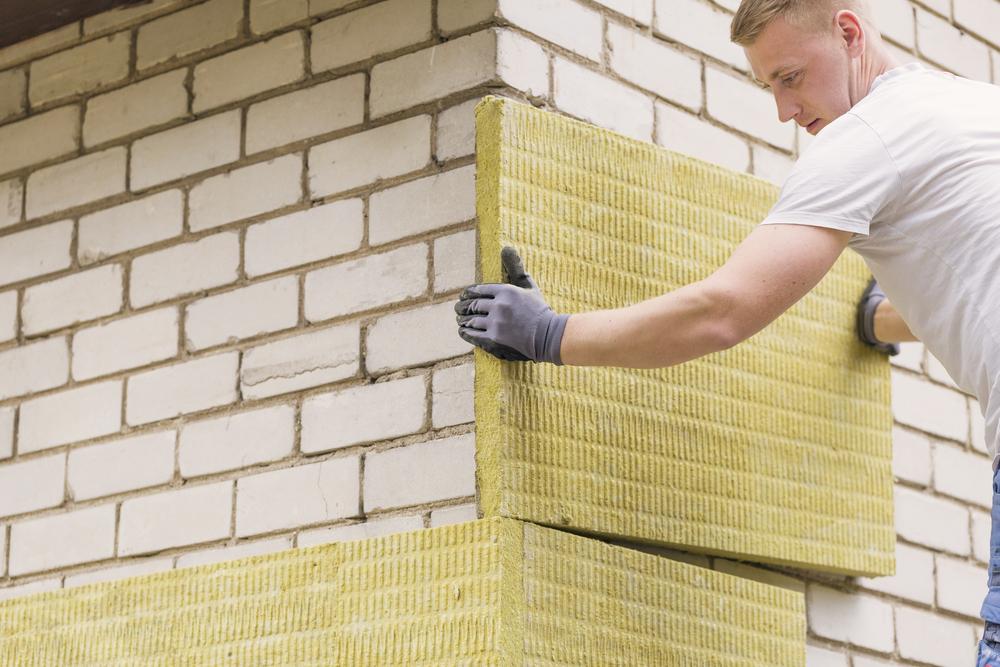 Fassade dämmen: welche Kosten fallen pro qm an?