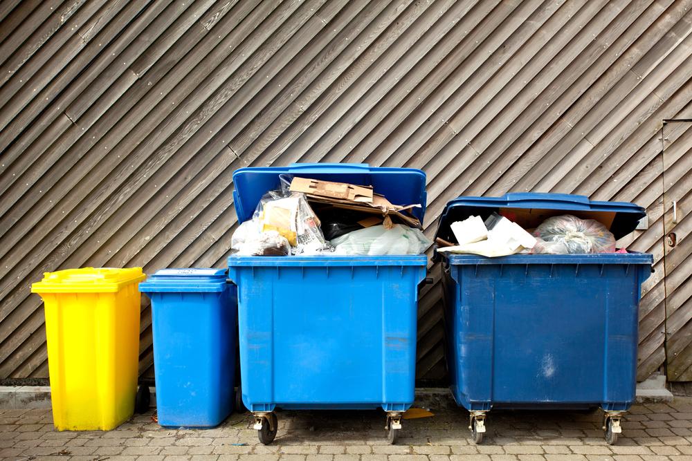 Mülltonne: Welche Kosten pro Jahr fallen an?