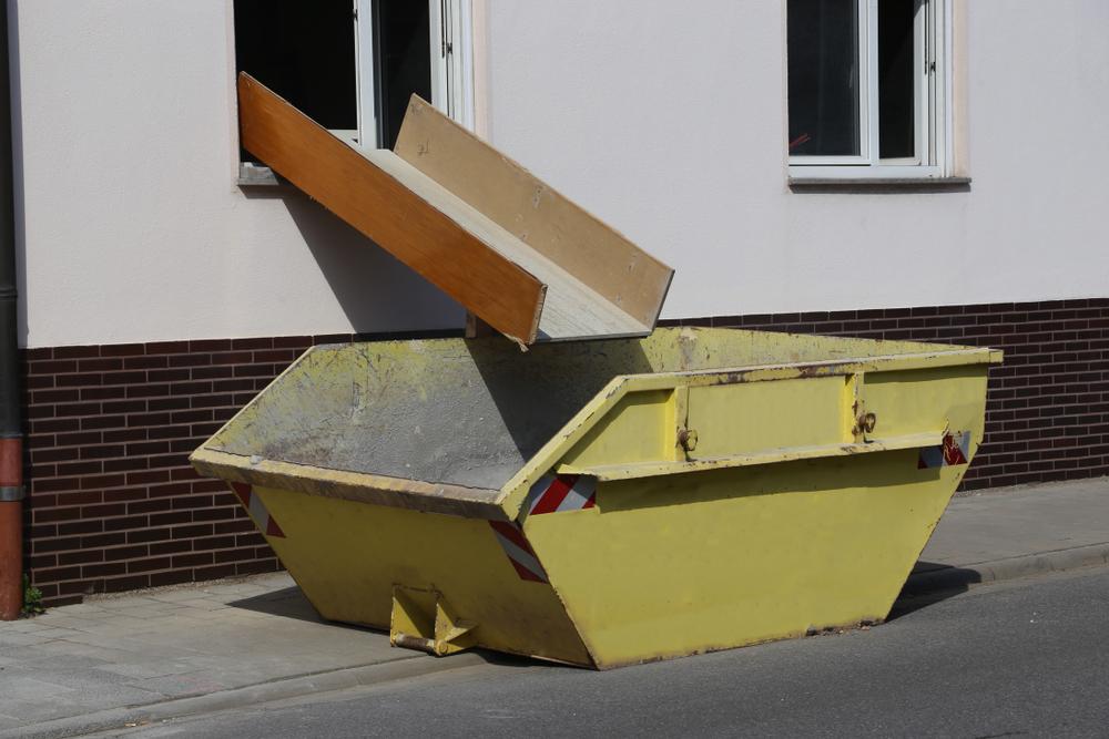 Container für Mischabfall: Welche Kosten kann das verursachen?