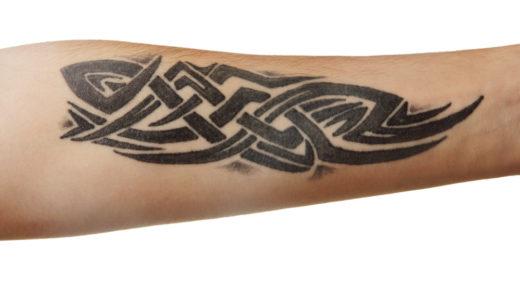 Schrift tattoo motive männer unterarm Tattoos am