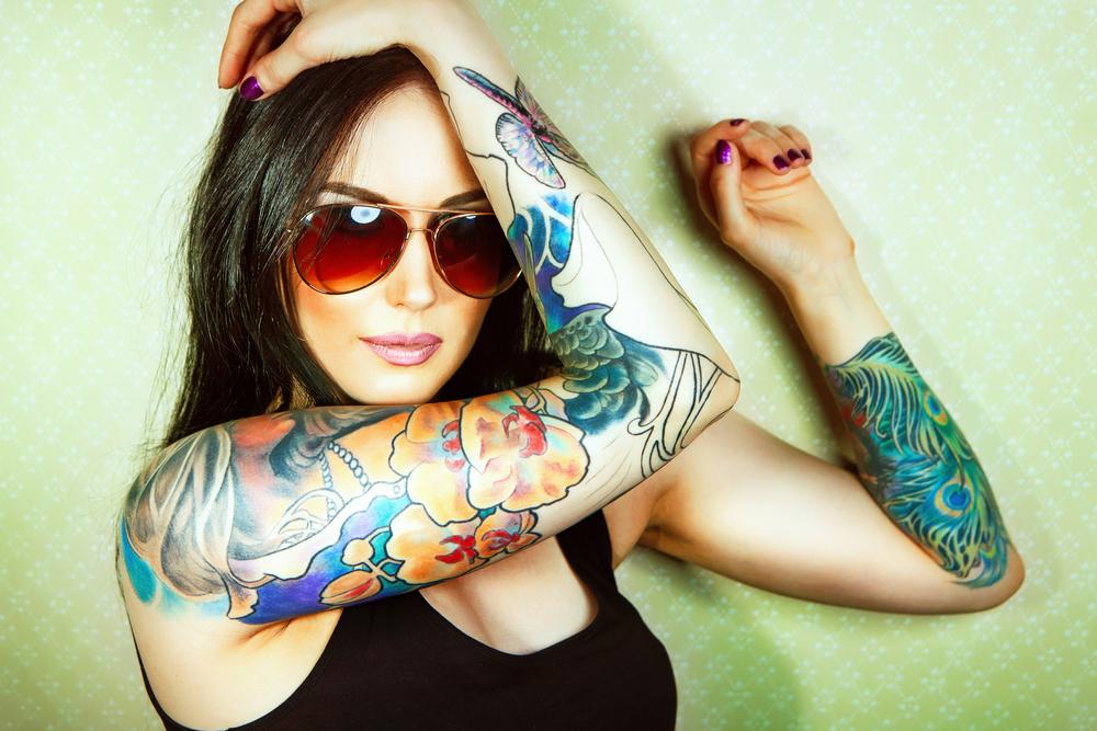 Bunter Körperschmuck: Was kostet ein Tattoo?