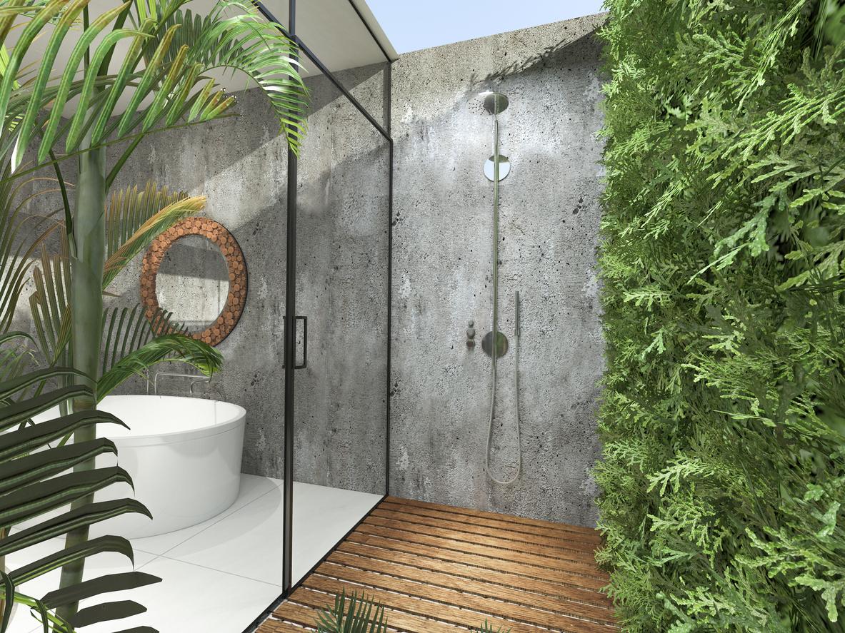 Fugenlose Dusche: Welche Kosten muss man rechnen?