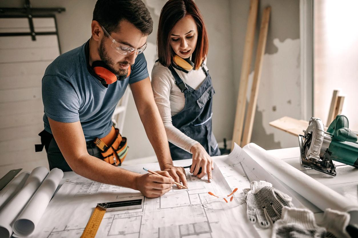 Haus ausbauen: welche Kosten muss man rechnen?